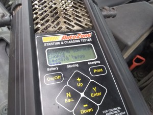 autozone battery test 3