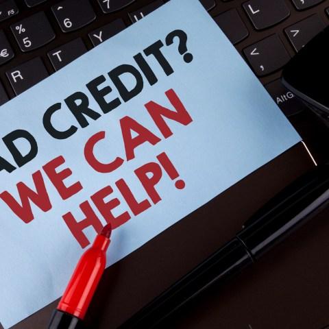 debt settlement companies warning