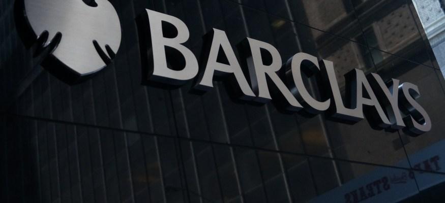 Barclay's logo