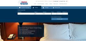 Costco Travel hotel booking