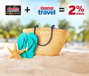 costco travel executive membership 2% cashback reward