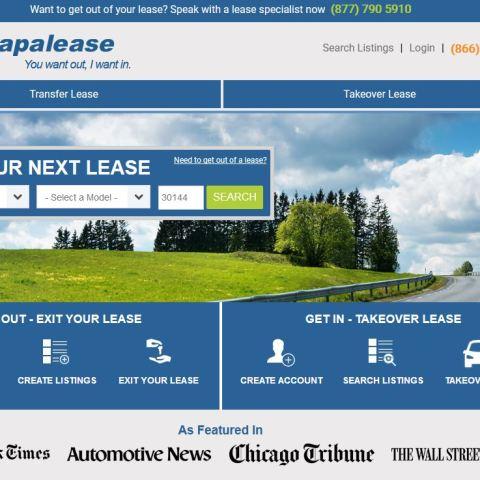 swapalease homepage