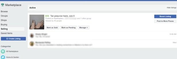facebook marketplace post