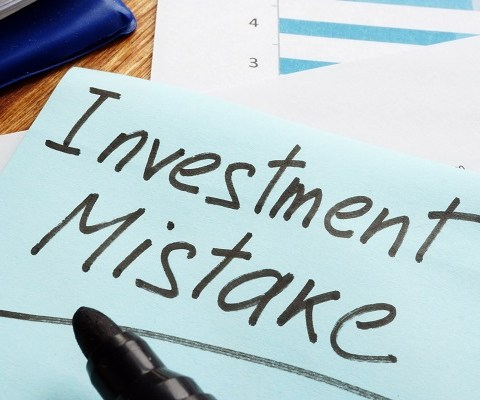 #1 investment mistake to avoid