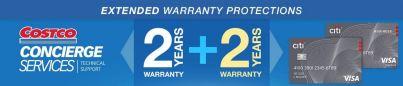 costco tv warranty