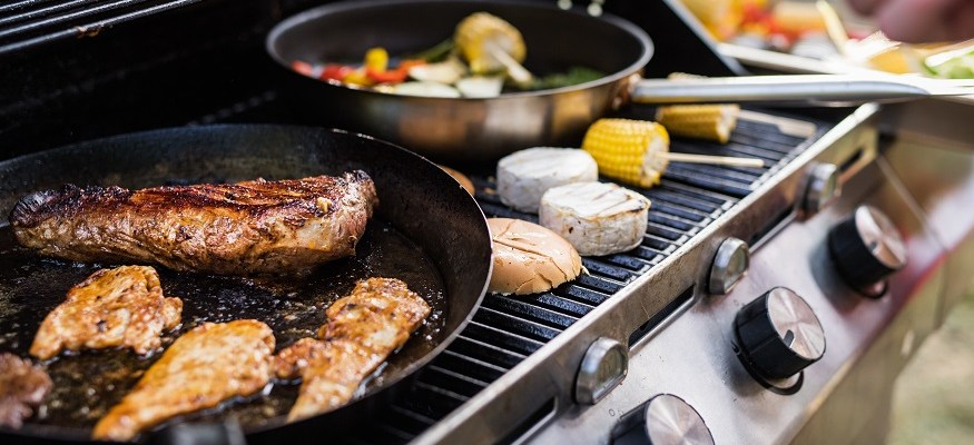 Best time and place to buy a new grill