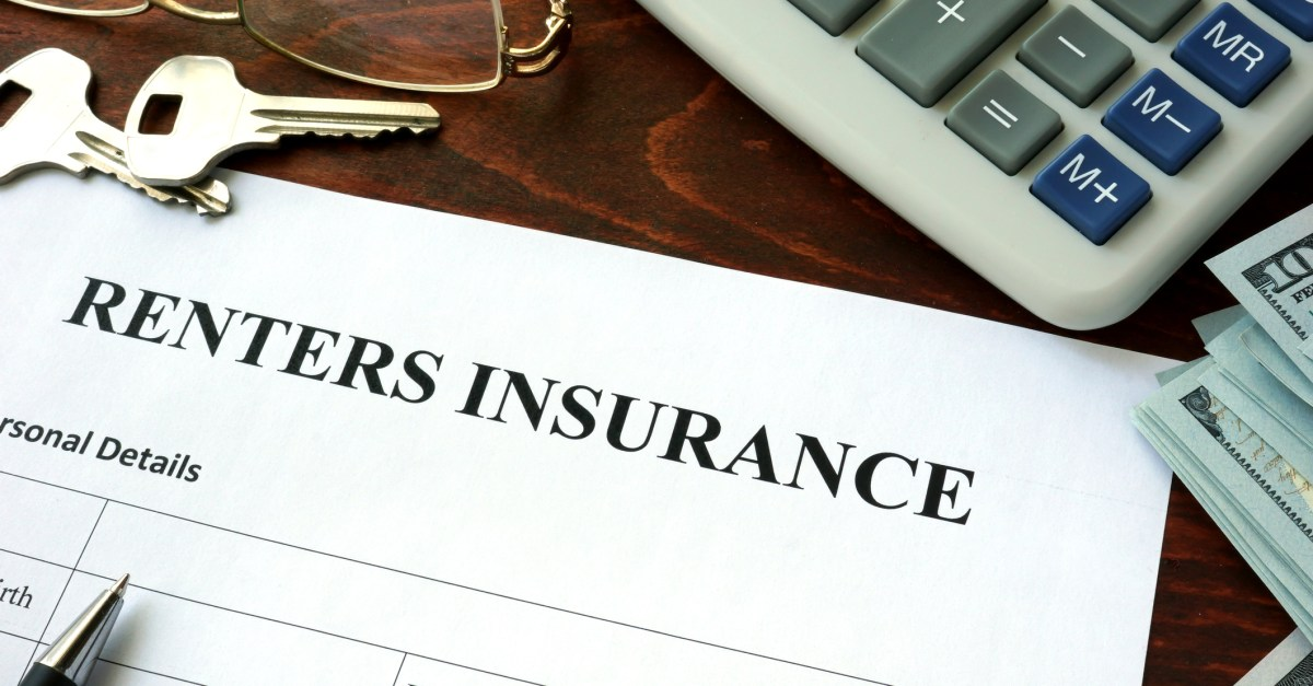 renters insurance contract to be signed