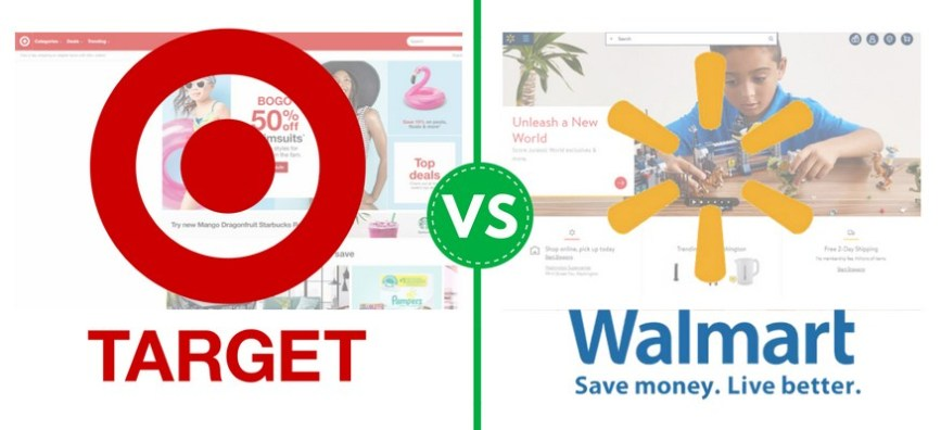 Target vs  Walmart price comparison: Which store is cheaper? - Clark