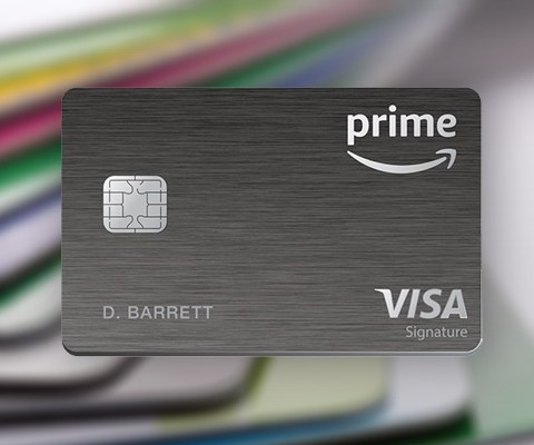 Amazon Rewards credit card