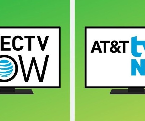 DirecTV Now and AT&T TV Now