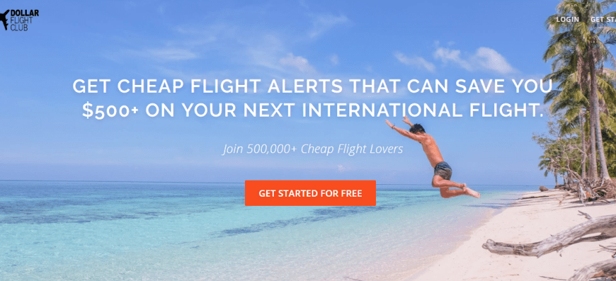 Dollar Flight Club review - Dollar Flight Club review: How the site alerts you to flight deals