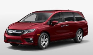 best American-made cars of 2019 - Honda Odyssey