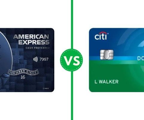 Blue Cash Preferred From American Express vs. Citi Double Cash