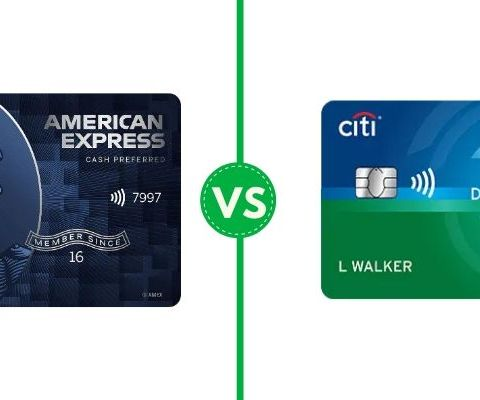 American Express vs. Citi