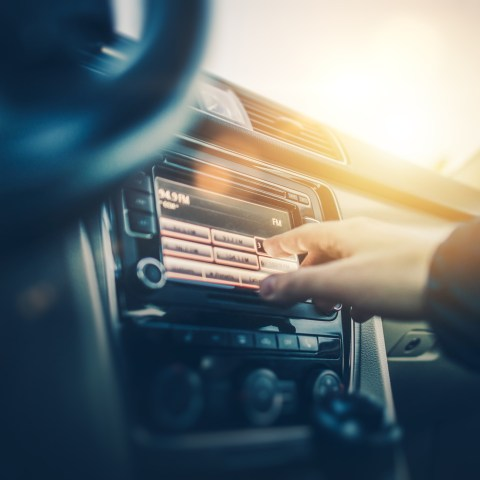 In-vehicle technology is distracting drivers