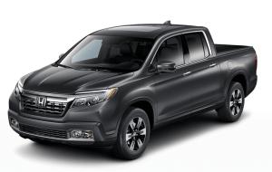 best American-made cars of 2019 - Honda Ridgeline