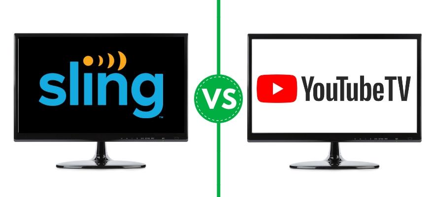 Sling TV vs. YouTube TV