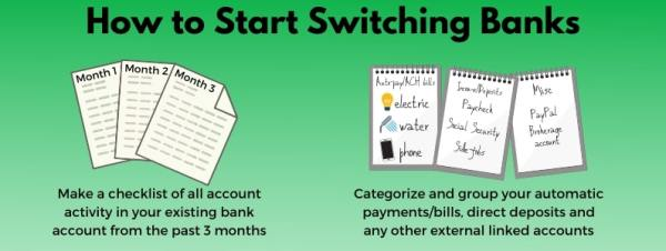 How to Start Switching Banks