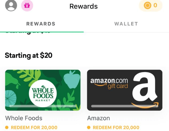 How to get free gift cards with Drop app