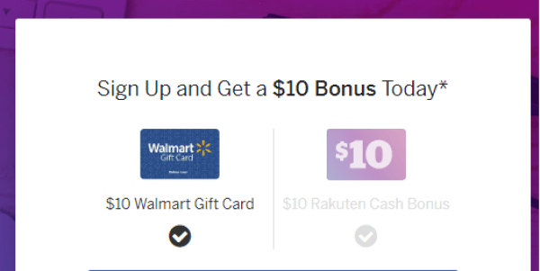 How to get free gift cards with Rakuten
