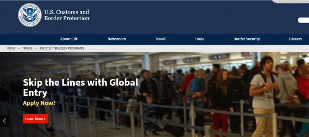 global entry info