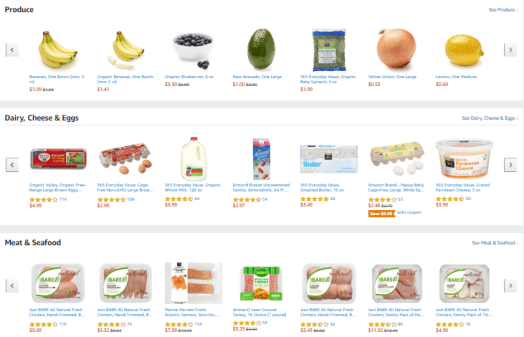 Everything you need to know about Amazon Fresh grocery delivery and pickup service