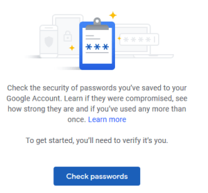 Google's New Chrome Feature to Secure Your Passwords