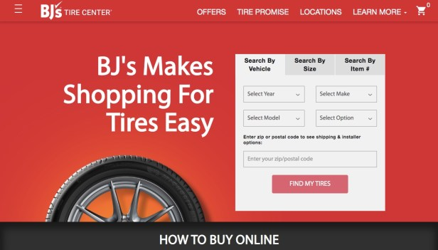 BJ's Tire Center