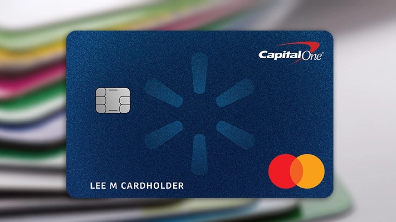 Capital One Walmart Rewards Card: Get 8% Back on Online Purchases