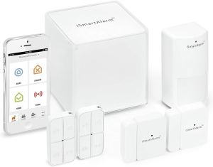iSmartAlarm Preferred Home Security Package iSA3