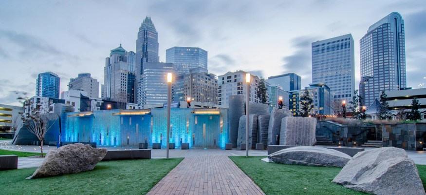 Charlotte is one of The 10 Cheapest Places for a Spring Getaway