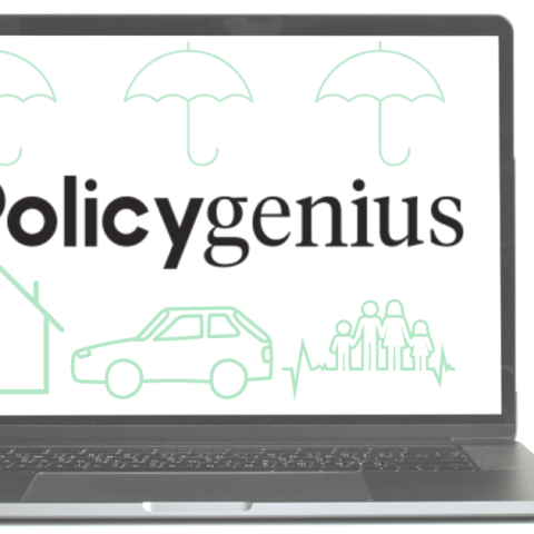 Policygenius is an independent insurance broker that can quote you for term life insurance and home/auto insurance bundles from a variety of leading companies.