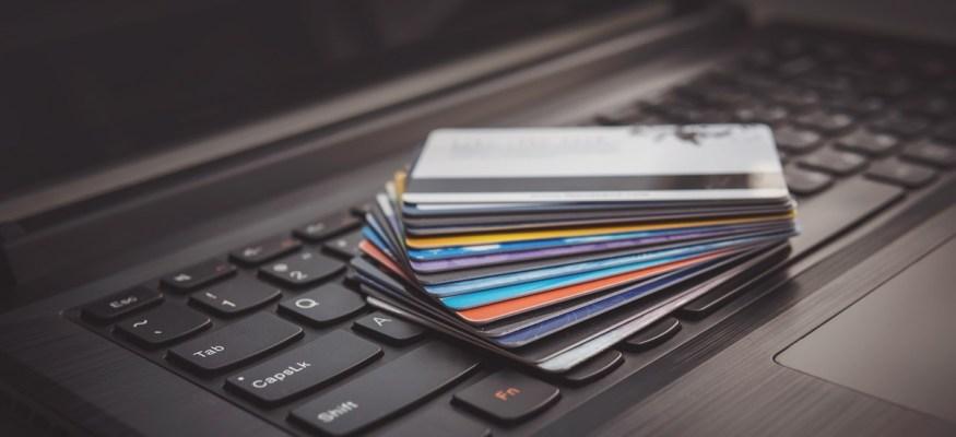 Credit card list