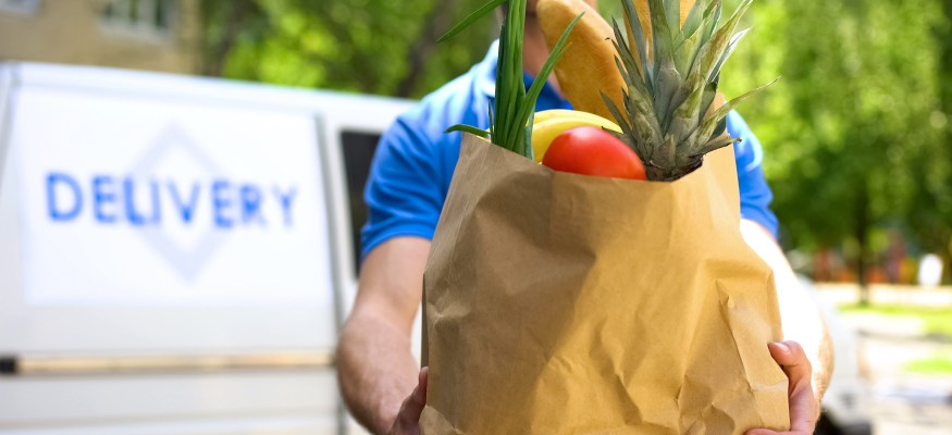 Grocery Delivery Jobs
