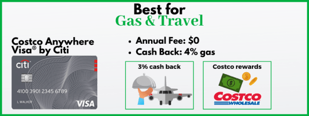Costco Anywhere offers great cash back on gas and perks for Costco members.