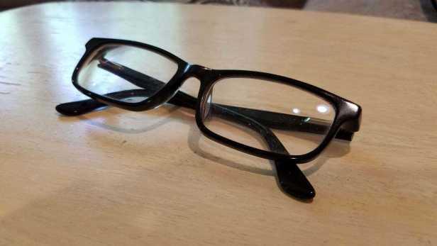 Zenni Optical glasses ordered by Team Clark member, Beth