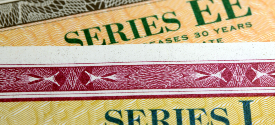 Savings bonds of the Series EE and Series I variety