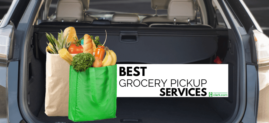 Best grocery pickup services