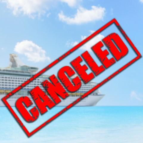 Canceled cruise
