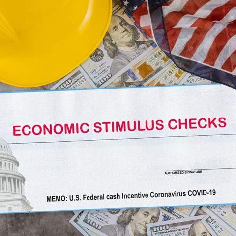 How to Cash Your Stimulus Check if You Don't Have a Bank Account