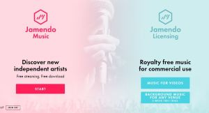 Listen to free music online with Jamendo