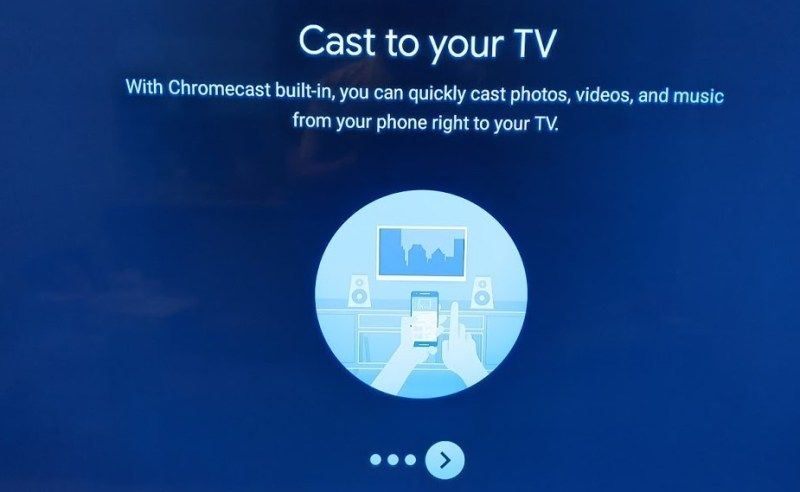 TiVo Stream 4K has a Chromecast built into the device.