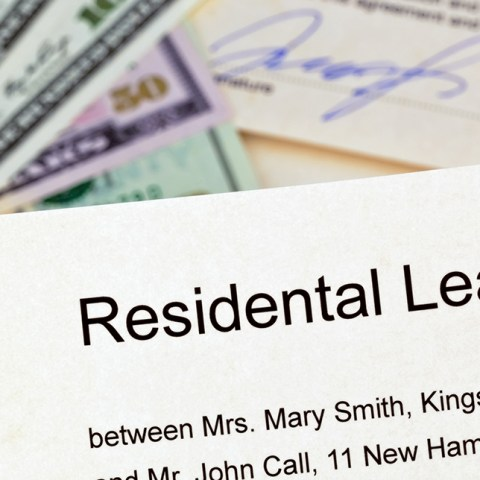 how to get out of a residential lease
