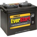 Walmart EverStart battery
