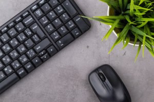 Cheap keyboard and mouse