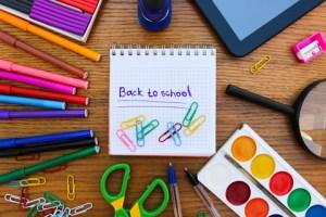 School supplies for sale