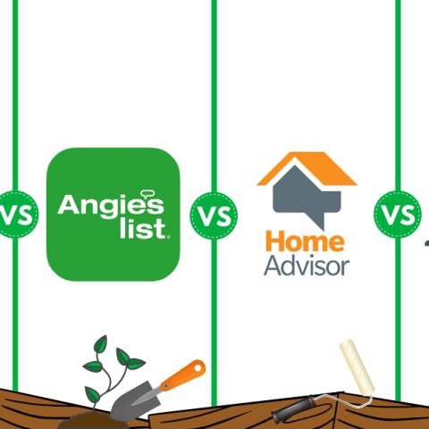 Thumbtack vs. Angie's List vs. HomeAdvisor vs. TaskRabbit