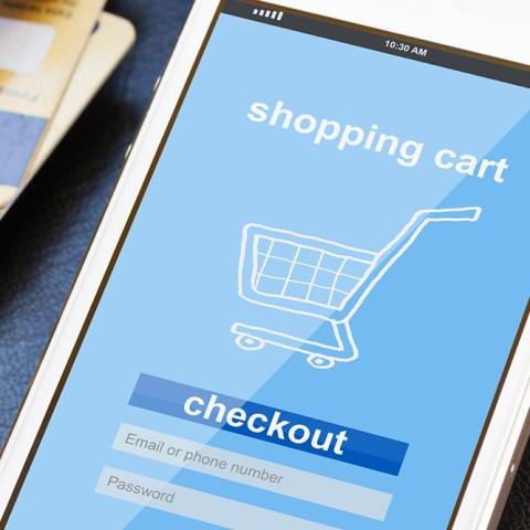 online shopping via phone for best deals in September