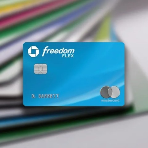 The Chase Freedom Flex is a new cash back credit card.