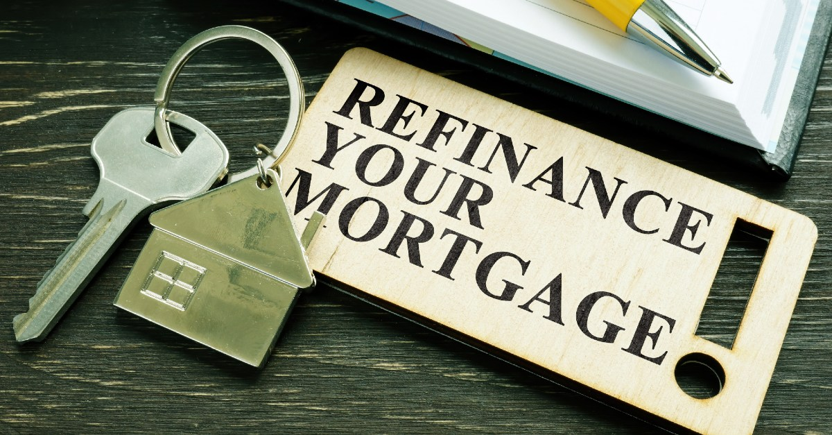 Refinancing a mortgage could save on monthly payments and interest owed.